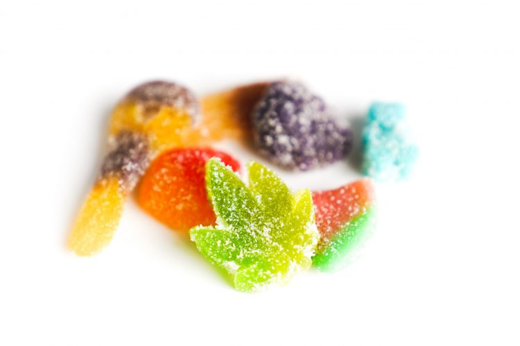 thc gummies for anxiety